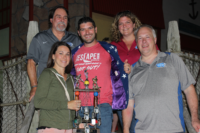 Reigning Champs – Escape Room Indy