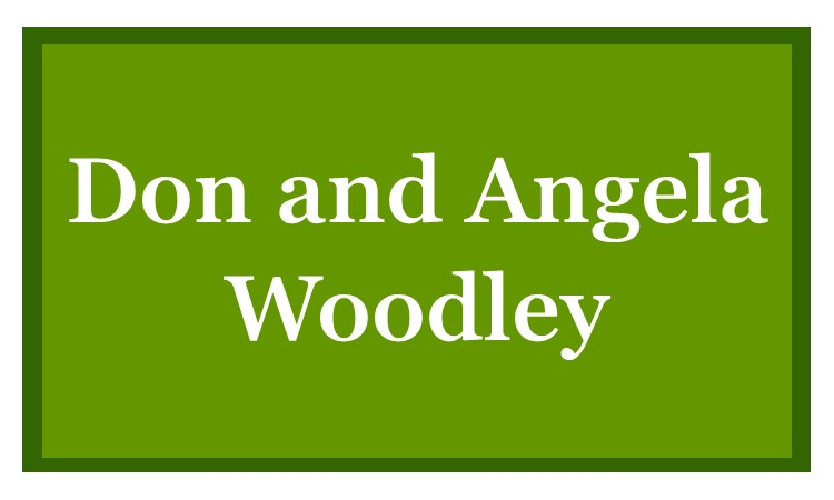 Don and Angela Woodley